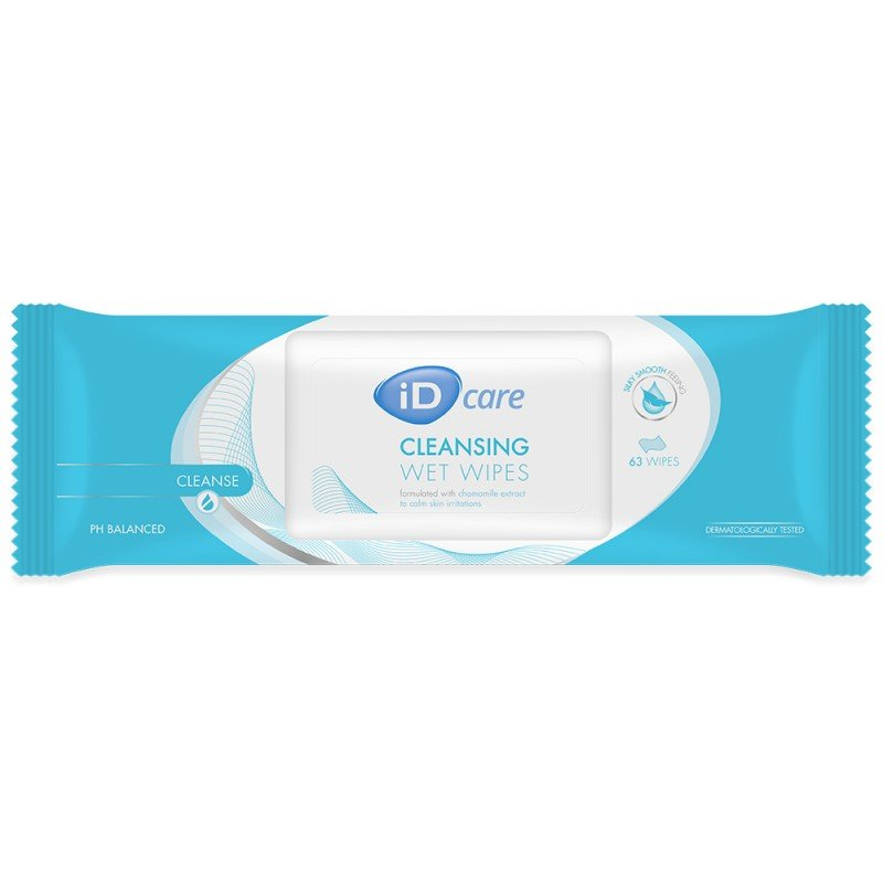ID CARE WET WIPES INCO
