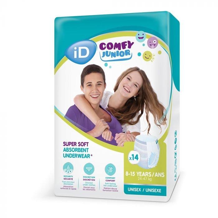 ID Comfy Junior unisex 8-15 gadi