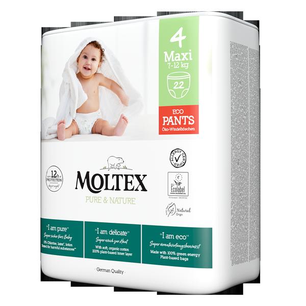 Moltex Baby Pants Maxi 7 and 18 kg