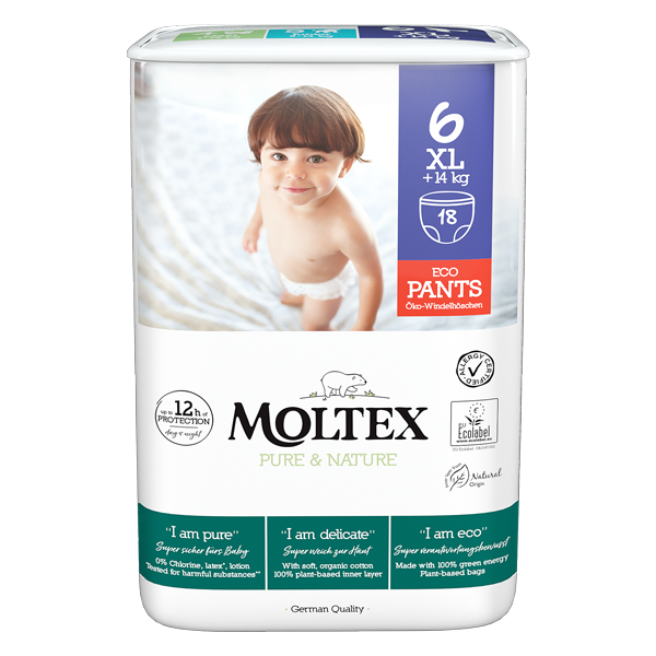 Moltex Baby Pants XL 16 and 30 kg